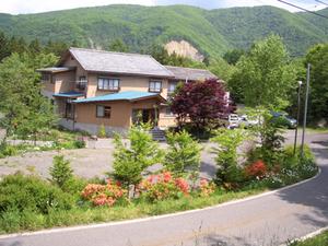 温泉民宿 湖藤荘