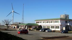 内灘町サイクリングターミナル
