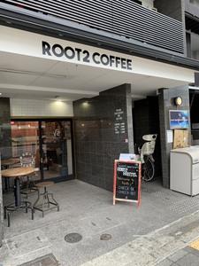 Root2 coffee & hostel