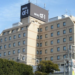 ホテル・アルファ-ワン丸亀