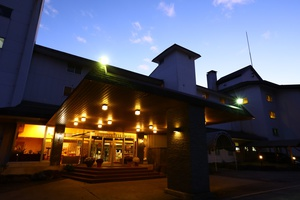 蓼科温泉  蓼科パークホテル