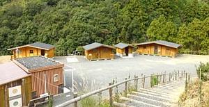 ログ・コテージとちの木/魚釣り、素泊り、バーベキュー、バイク