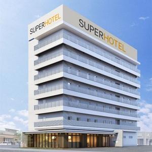 スーパーホテル山形・さくらんぼ東根駅前 天然温泉 桜桃の湯