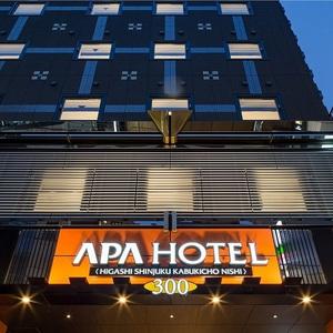 アパホテル<東新宿 歌舞伎町西>2019年7月23日開業