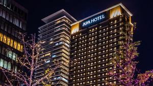 アパホテル&リゾート<御堂筋本町駅タワー>2019年12月17日オープン