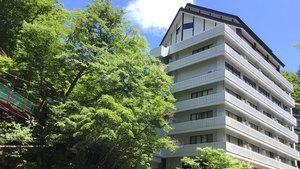 日光国立公園 川俣温泉 蔵