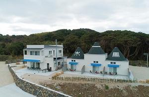 ホテル&カフェレストラン木馬<五島・福江島>