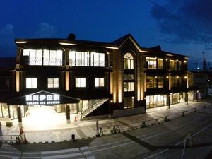 田川伊田駅舎ホテル