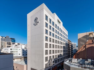 銀座 露天の湯 日和ホテル東京銀座EAST