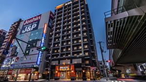 アパホテル〈なんば南 恵美須町駅〉