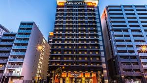 アパホテル<新大阪駅前>2020年5月26日開業