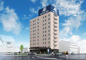 ABホテル湖南