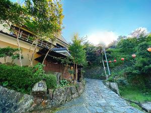 カップルに人気・大人2名様限定の宿 湯平温泉 宿潦 ばん屋