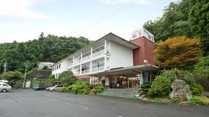 奥久慈の旬食材・地産池消を食す宿 鮎の里 ホテル鮎亭