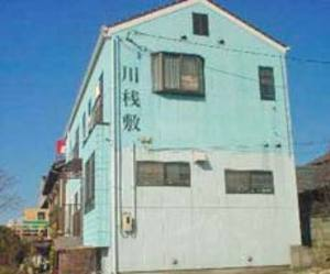 美濃加茂の民宿 川桟敷
