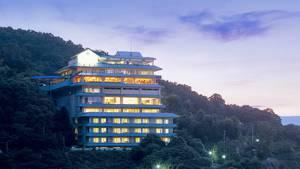 -夕凪の湯- HOTEL花樹海 夜景の見える天然温泉