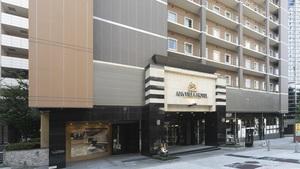 アパヴィラホテル<大阪谷町四丁目駅前>