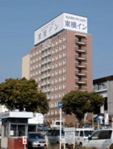 東横イン 徳山駅新幹線口