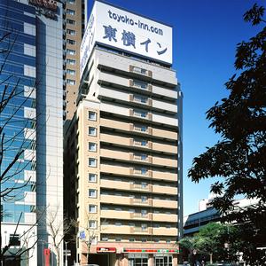 東横イン大阪谷四交差点