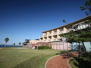 軍艦島が見えるホテル 野母崎炭酸温泉 Alega軍艦島
