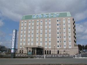 ホテルルートイン花巻
