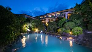 青磁色の湯 岡本屋旅館