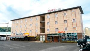 熊本市場前ビジネスクレナイホテル
