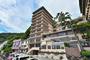 東伊豆で海岸を近くに見える絶景露天風呂があり、格安なホテル。
