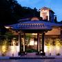 会津東山温泉 客室専用露天風呂付のスイートルーム はなれ 松島閣