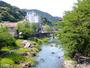 長門湯本温泉でのんびりしたい!3歳の子供と紅葉に地魚を楽しめるお宿