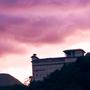 層雲峡 朝陽亭画像
