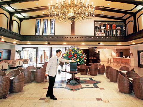 仙石原温泉 ホテルグリーンプラザ箱根