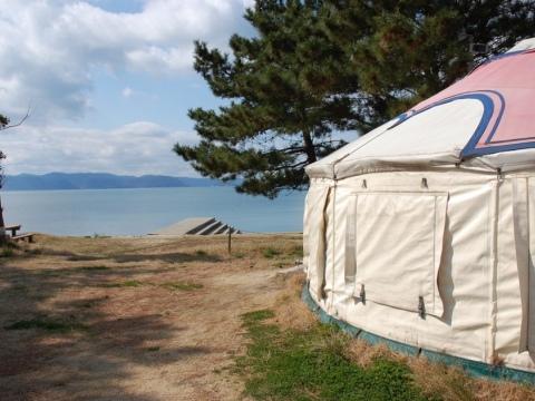 直島ふるさと海の家 つつじ荘