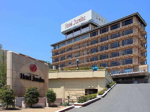 飯坂温泉 飯坂ホテル聚楽