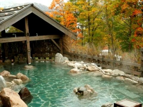 草津温泉 湯宿 季の庭