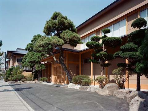 湯の川 純和風旅館 一乃松
