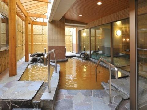 天然温泉 ホテルパコ函館