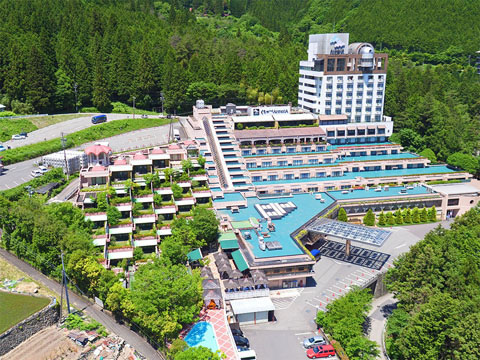 下呂温泉 ホテルくさかべアルメリア