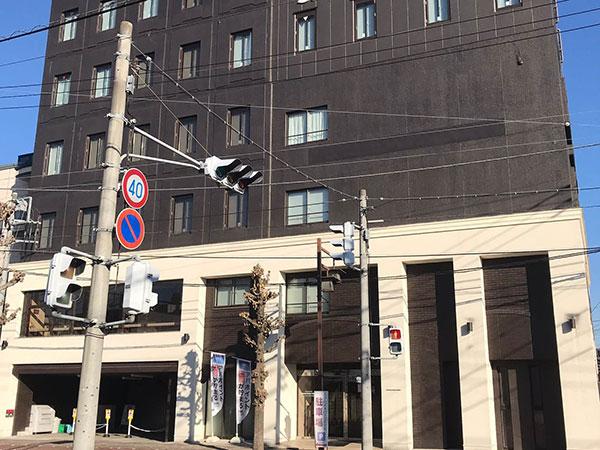 エスハイドパークホテル古河駅前