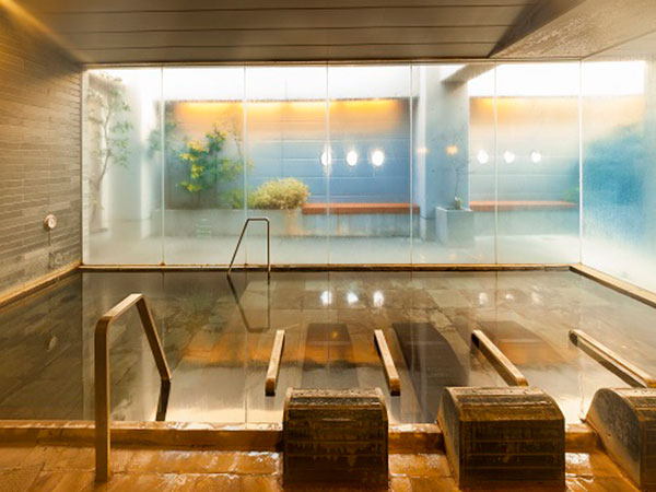 天然温泉 加賀の湧泉 ドーミーイン金沢