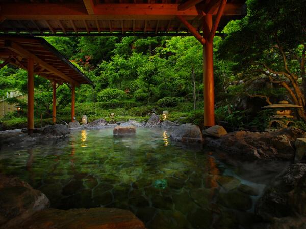 早太郎温泉 山野草の宿 二人静