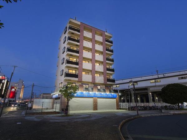 ナイスインホテル市川東京ベイ ー舞浜まで電車6分ー