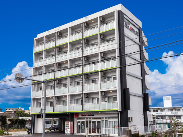 Mr.KINJOin沖縄北インター