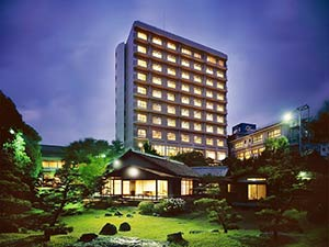 原鶴温泉 ホテルパーレンス小野屋