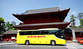 【はとバス】伝統下町や最新スポットも