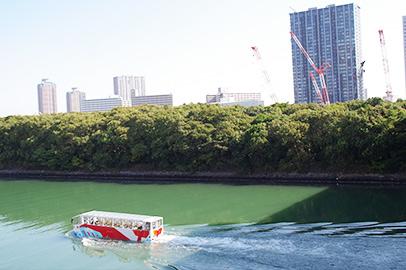 豊洲・東京Viewコース