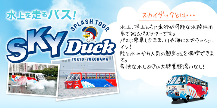 SKY Duck BUS