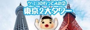行ってみた②~はとバスツアー東京二大タワー競演(東京スカイツリーR&東京タワー)編~
