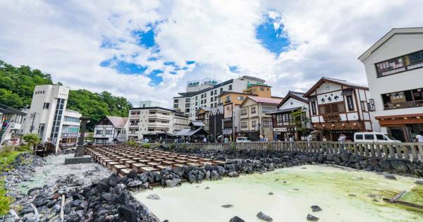 草津湯畑周辺のおすすめグルメスポット