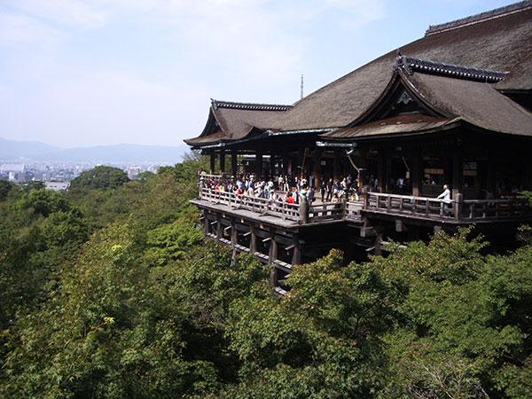(BC)京都一日 ~金閣寺・龍安寺・清水寺・高台寺~